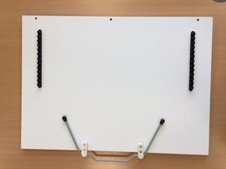 SG Drawing Board A2 with Tilt and pencil stopper