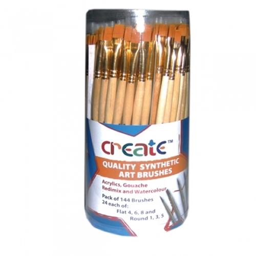 Create Range of Canisters 144 brushes